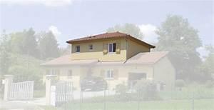 extension maison rhone ajouter un etage a une maison With ajouter un etage a une maison