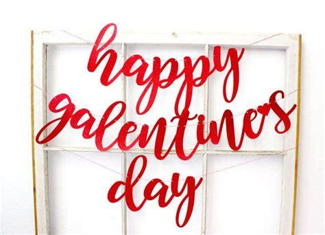Happy Galantine's Day, Valentine Banner, Valentine Decor ...