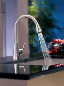 kitchen faucets pull out spray moen pull out spray kitchen faucet modern kitchen faucets denver by plumbingdepot