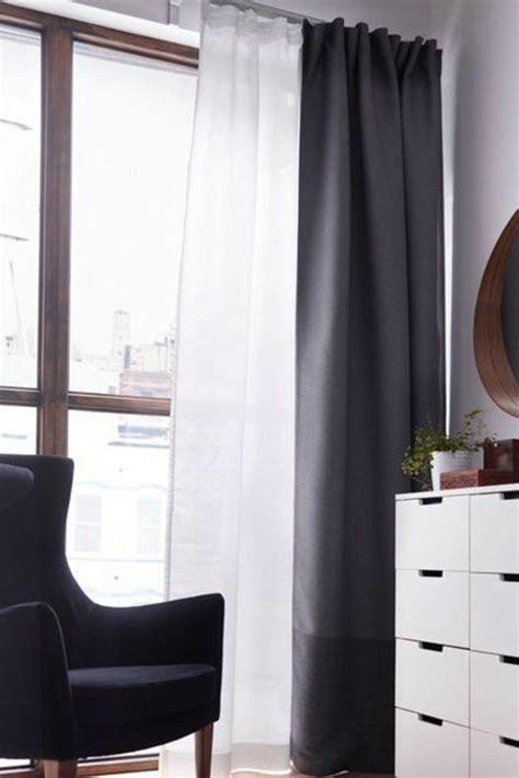 25 best ideas about rideau voilage blanc on pinterest