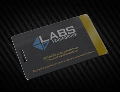 lab black keycard  official escape  tarkov wiki