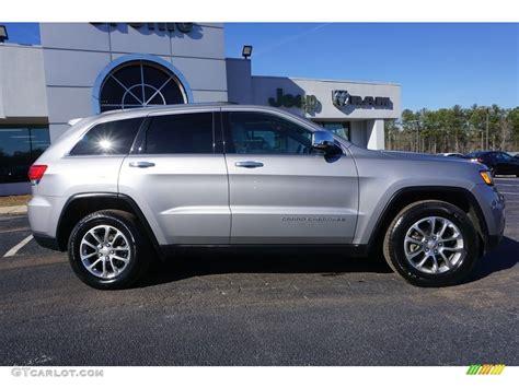silver jeep grand cherokee 2015 2015 billet silver metallic jeep grand cherokee limited