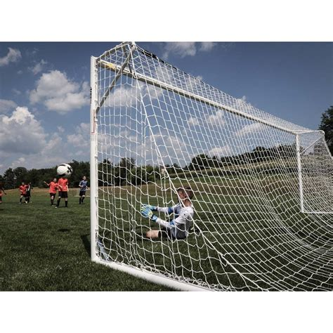 Kwik Goal 2b3003 Deluxe European Club Soccer Goals, 65' X