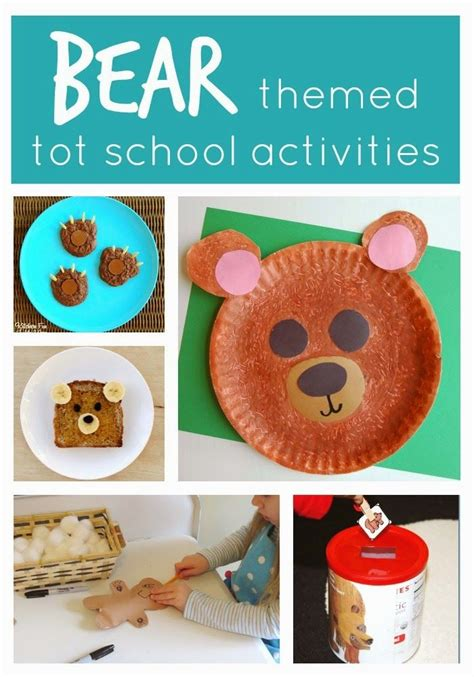 32 best theme images on bears preschool 361 | 425ebe6a3da9c6a3254576bd04a1c6fc bear activities preschool bear theme preschool