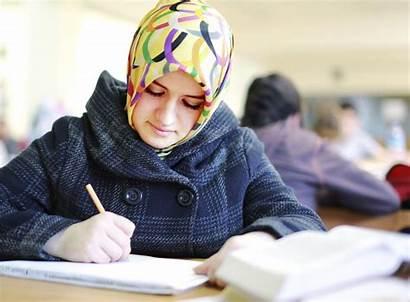 Scholars Hadith Islam Muslim Female Student Scholar