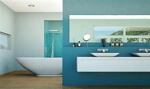 Wandfarbe Für Bad : badezimmer farbe downshoredrift com ~ Michelbontemps.com Haus und Dekorationen