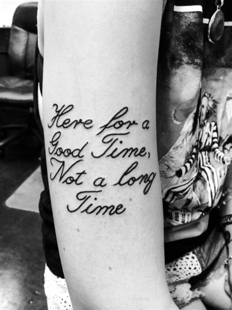 script tattoos on Tumblr