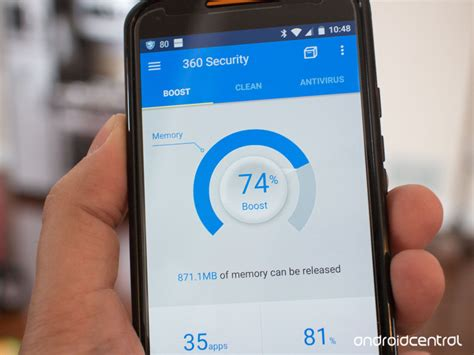 antivirus for samsung android top free antivirus apps for android android central