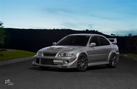 Mitsubishi Evolution VI - Tommi Makinen Edition