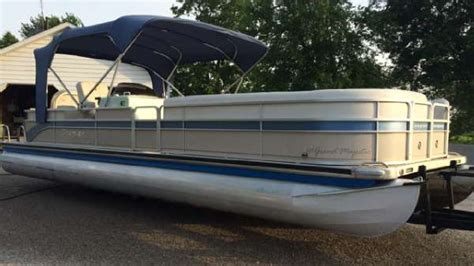 Used Pontoon Boats For Sale Thunder Bay by Used Pontoon Boats For Sale Page 2 Of 84 Boats
