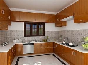 design interior kitchen home kerala modern house kitchen With simple interior home design kitchen