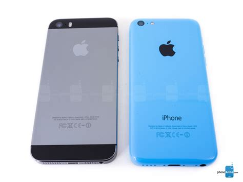 and iphone apple iphone 5s vs apple iphone 5c