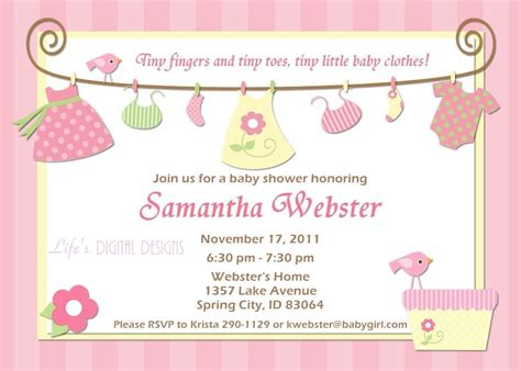 Baby Shower Place Cards Template by Baby Shower Invitations Cheap Template Resume Builder