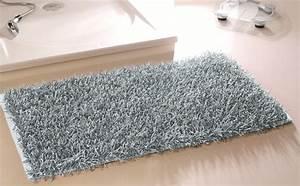 Shaggy Teppich Grau Silber : badematte hochflorteppich shaggy badteppich teppich silber grau ebay ~ Bigdaddyawards.com Haus und Dekorationen