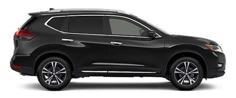 black nissan rogue 2017 nissan rogue exterior color options