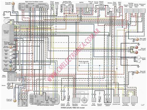Yamaha Xv 250 Virago Wiring Diagram yamaha xv 250 virago wiring diagram wiring diagram
