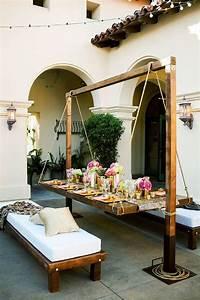 20 amazing outdoor decor ideas for your backyard for Outdoor patio decor