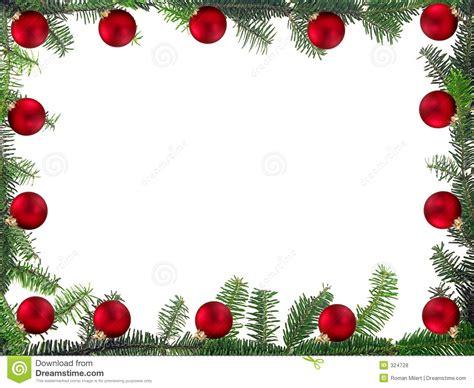 het kader van kerstmis stock illustratie illustratie