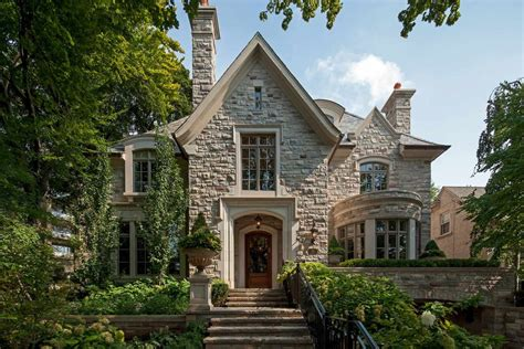 Traditional Tudor Style Home