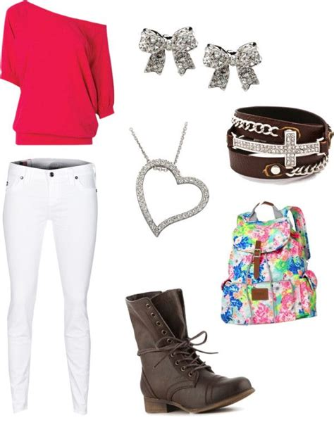 Cute clothes for middle school 5 best outfits - myschooloutfits.com