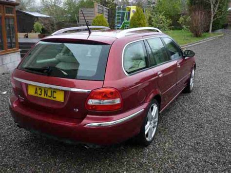 Jaguar X Type 2.5 Awd Auto Estate 2006. Car For Sale