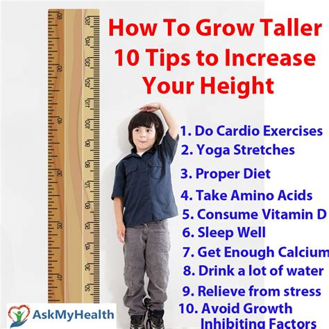 how to get to grow fast how to get taller fast 10 tips to make yourself grow taller naturally