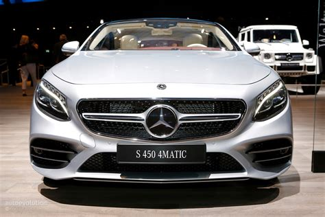 2018 Mercedesbenz Sclass Coupecabriolet Show Off Oled