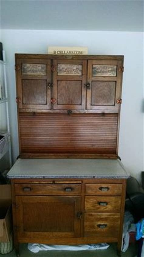 HOOSIER CABINET by McDougall, Frankfort, Indiana, Circa