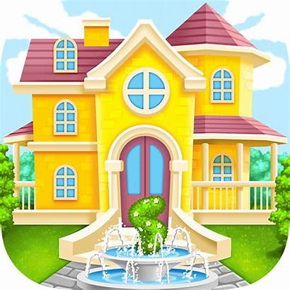 Clipart Dream Dreams Build Mansion Decorate Makeover