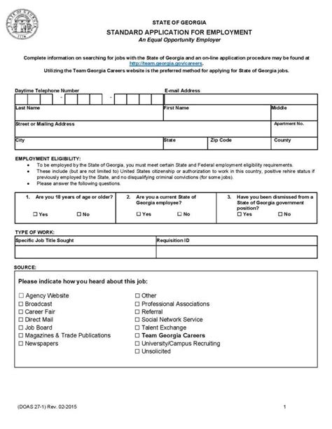 10 employment application form free sles exles formats download free premium templates
