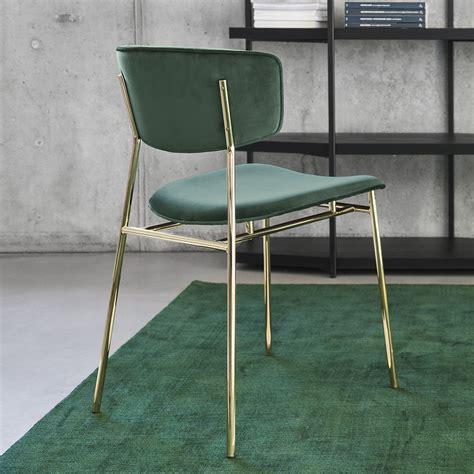 stühle mit stoffbezug calligaris fifties stuhl mit stoffbezug casa de
