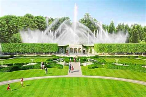 Longwood Gardens reveals opening date for 'spectacular ...