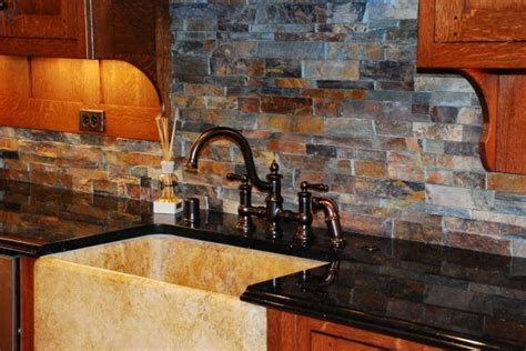 Kitchen Backsplash Pictures With Oak Cabinets by 15 Magnificent Kitchen Backsplash Ideas