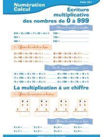 librairie interactive exercices de numeration  calcul