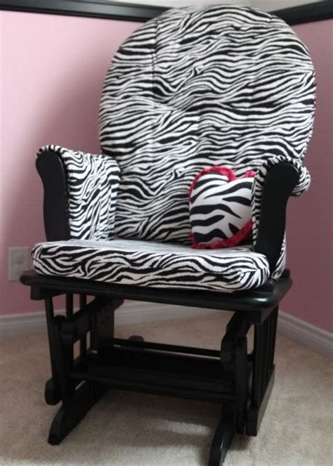 how to recover reupholster a nursery rocker via