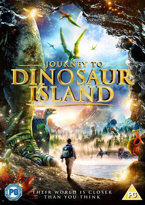 journey  dinosaur island dvd zavvi
