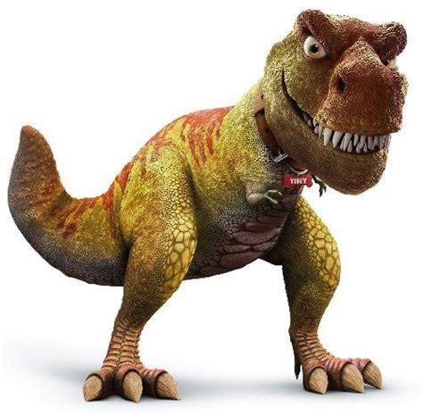 tiny   rex  dinosaur  meet  robinsons