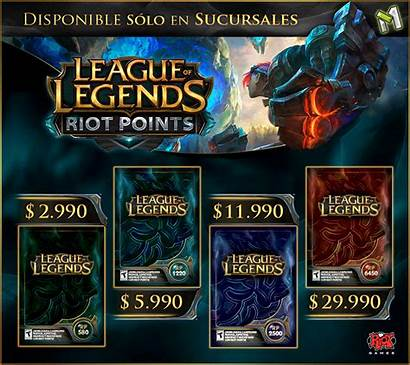 Riot Points Microplay Legends League