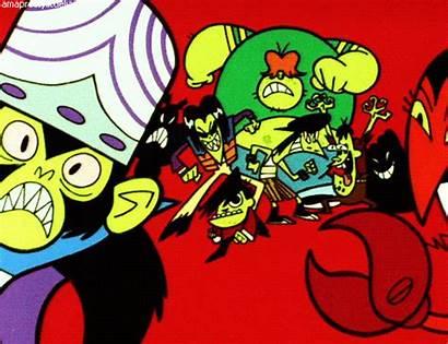 Powerpuff Fight Villains Win Professor Utonium Sugar