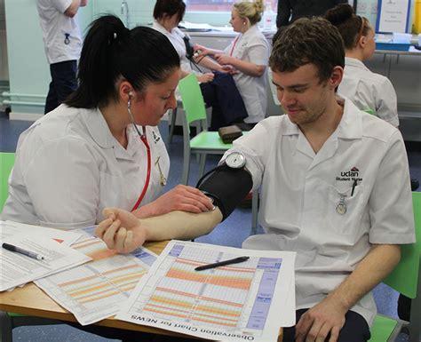 Preregistration Nursing (adult) Bsc (hons