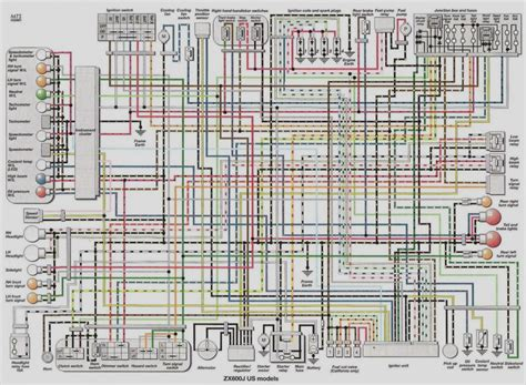 Gsxr 750 Wiring Diagram by 1991 Gsxr 750 Wiring Diagram Wiring Diagram