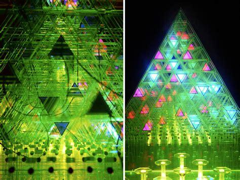 super nature design lost  pascals triangle