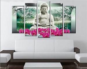 20 Ideas of 3D Buddha Wall Art