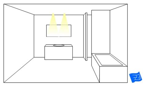 bathroom lighting plan bathroom lighting ideas 10928