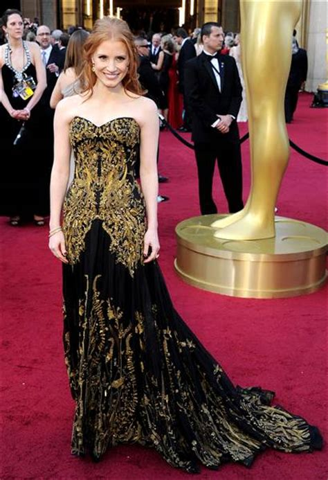 Oscars Style Best Dresses The Academy Awards
