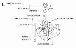 Husqvarna 235 Fuel Line Diagram