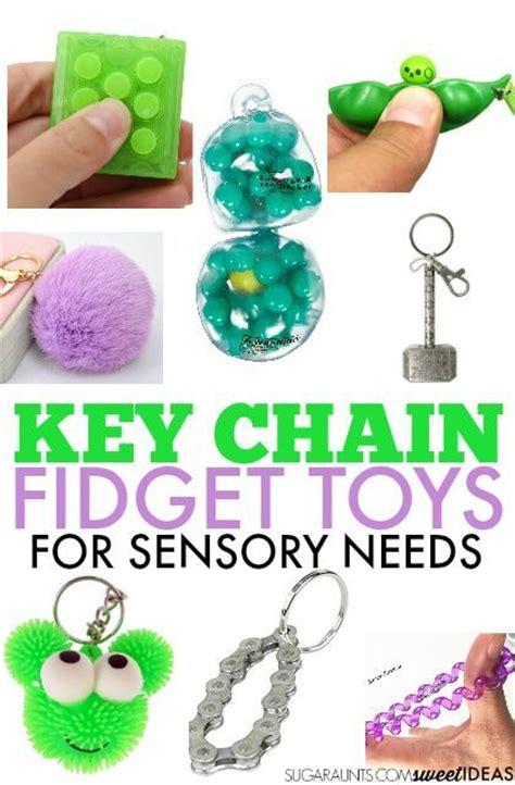 fidget toys ideas  pinterest