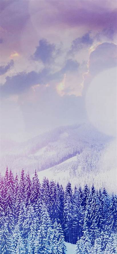Wallpapers Iphone 4k Winter Ipad Snow Mac