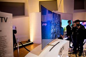 Samsung Ultra Slim Suhd Tv Concept Shows You Don U0026 39 T Need To