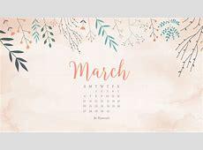 March Calendar Wallpaper 77+ images